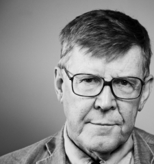 Alan Bennett, copyright Paul Wolfgang Webster