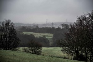 View from Heaton Park Folly by Chris Payne