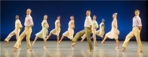 Richard Alston - dancers