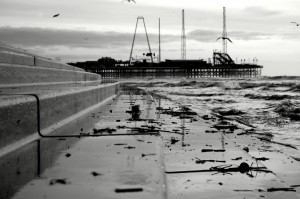 South Pier, Blackpool by Mike Ainscoe. www.michaelainscoephotography.co.uk
