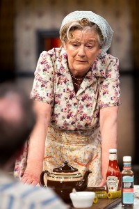 Maggie Steed as Meg. Photo by Jonathan Keenan