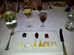 Cheese at Aumbry
