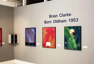 Brian Clarke Born Oldham 1953 © Matthew J Graham, 2013