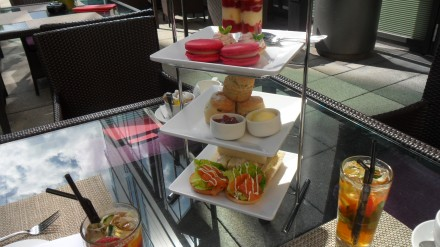 Afternoon tea at DoubleTree by Hilton Manchester Picadilly#2