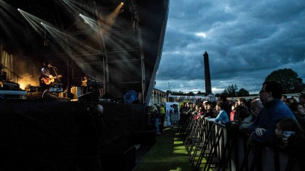 Junip at Ramsbottom Festival