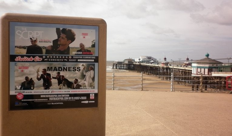 Madness 2 Poster and Pier