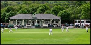 Ramsbottom Cricket Club house