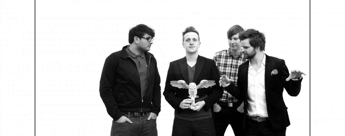 The Futureheads 005 - photo by Ian West