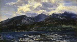 Arran by Henry Moore