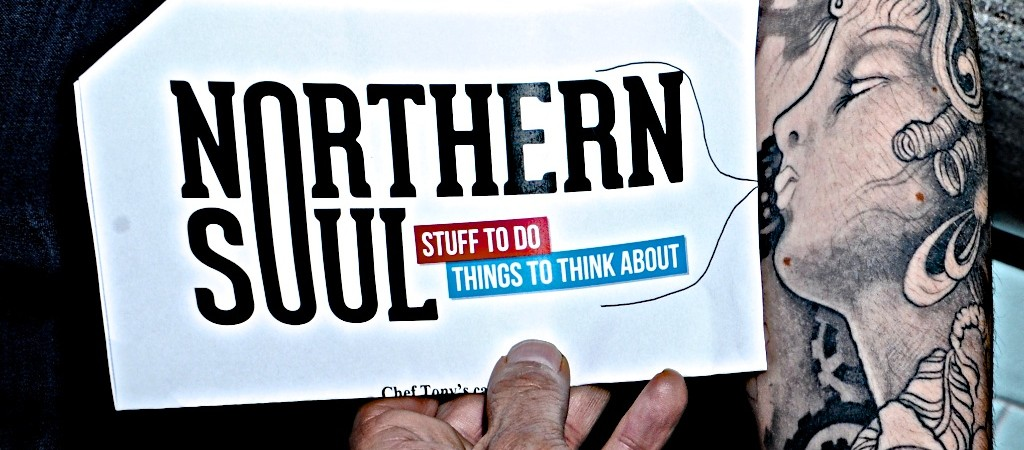Northern Soul party by Craige Barker