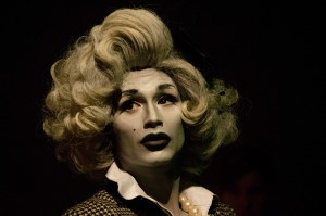 That Dame Upstairs, photos by Chris Payne