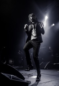 Bobby Gillespie by Chris Payne