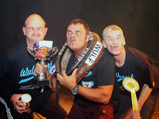Gurning Winners 2013