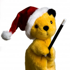 Sooty with wand
