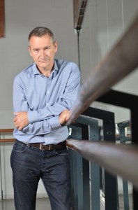 David Bintley, Director of Birmingham Royal Ballet - photo by Richard Battye