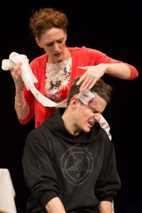 The Seagull - production pic 39
