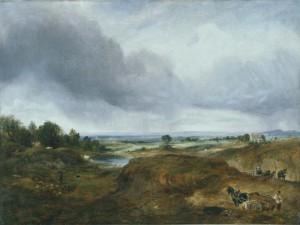 Constable, John - Hampstead Heath - BUYGM.0011.1901