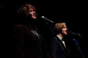 O'Hooley & Tidow. Photo by Paul Clarke