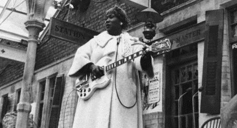 Blues & Gospel Train Sister Rosetta Tharpe