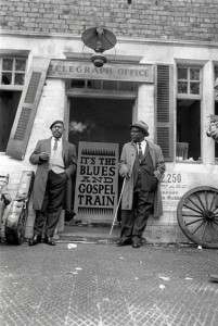 Blues & Gospel Train Sonny Brownie