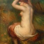 Seated Nude © Matthew J Graham, 2014