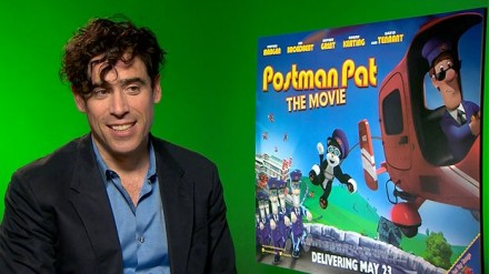 Stephen Mangan as Postman Pat