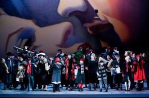 La Boheme, Opera North
