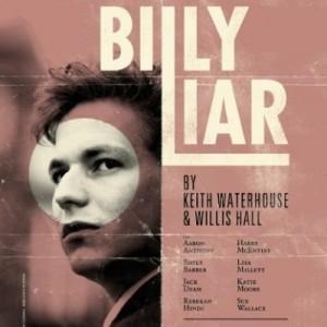 Billy Liar Poster 400x400px