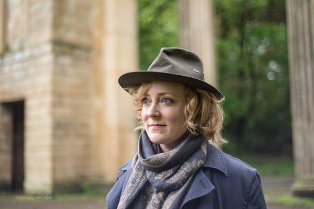 Emma Jane Unsworth. Photo by Chris Payne.
