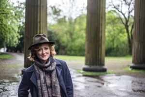Emma Jane Unsworth in Heaton Park, Prestwich