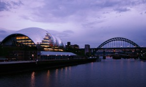 Sage Gateshead by Maria Case