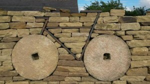 Yorkshire Tour de France Wall