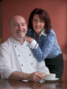 John and Sue Rudden