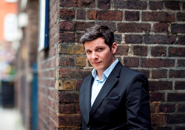 Nigel Harman. Director of Shrek the Musical UK and Ireland Tour. Image by Helen Maybanks. 11 (2)