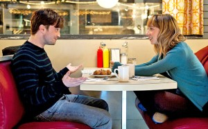 What if (2014) Daniel Radcliffe and Zoe Kazan