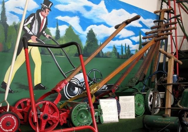 The British Lawnmower Museum