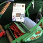 Hilda Ogden's lawnmower