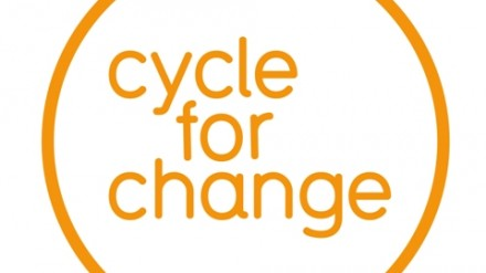 Cycle for Change logo