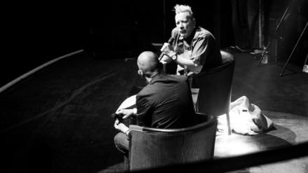 John Lydon Dave Haslam 2 © Jack Kirwin