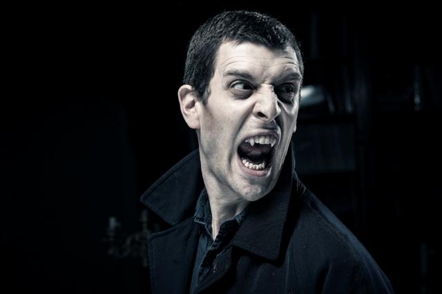 Jonathan Goddard as Dracula, Mark Bruce Company 2013 photo by Colin Hawkins 1