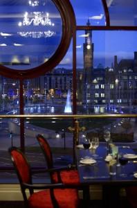 Restaurant 1914 view