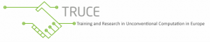 TRUCE (training and Research in Unconventional Computing in Europe), partner organisation of the book.