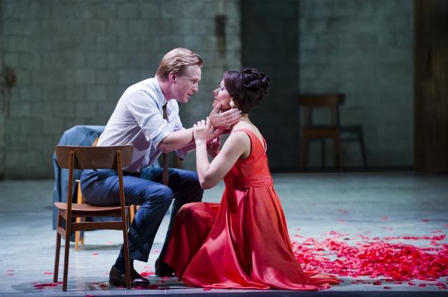The Coronation of Poppea, Opera North
