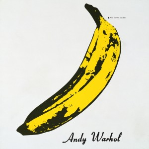 The Velvet Underground and Nico, 1967, Album cover design by Andy Warhol