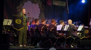 Brighouse and Rastrick Brass Band with Lucy Ward
