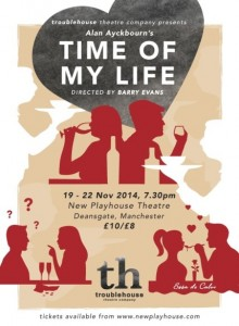 troublehouse theatre's production of Time of My Life