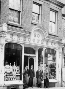 The Original Booths in Blackpool