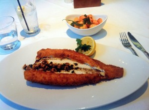 Dover Sole at Gusto