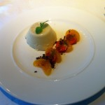 Ginger Panna Cotta at Gusto
