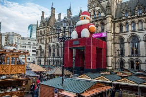 Manchester Christmas Markets by Chris Payne